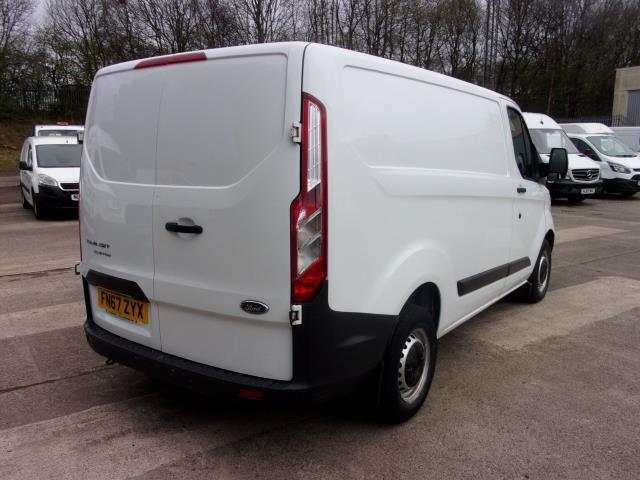 2017 Ford Transit Custom 290 2.0 Tdci 105Ps Low Roof Van (FN67ZYX) Image 9