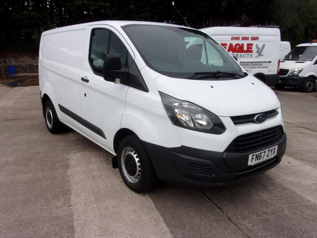2017 Ford Transit Custom 290 2.0 Tdci 105Ps Low Roof Van (FN67ZYX) Image 1