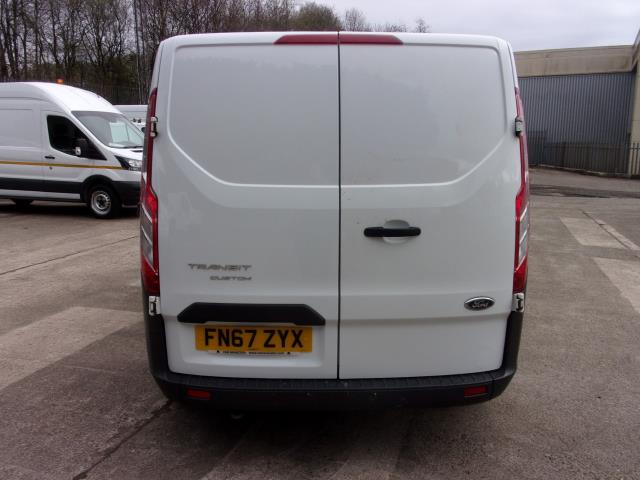 2017 Ford Transit Custom 290 2.0 Tdci 105Ps Low Roof Van (FN67ZYX) Image 10