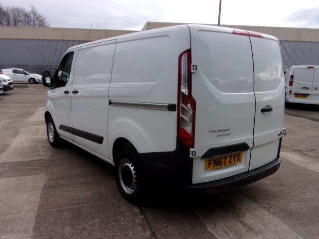 2017 Ford Transit Custom 290 2.0 Tdci 105Ps Low Roof Van (FN67ZYX) Image 11