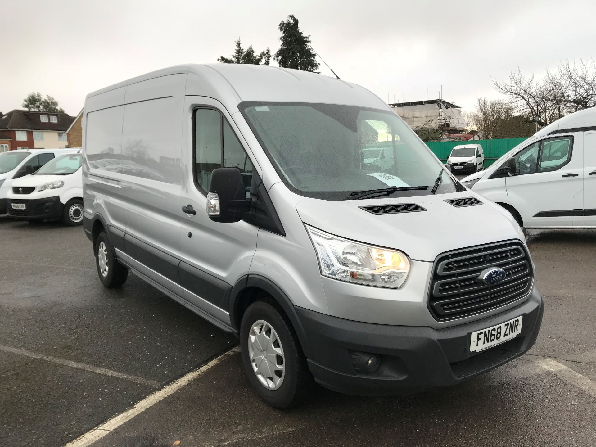 2018 Ford Transit  T350 L3 H2 130PS TREND EURO 6 (FN68ZNR)