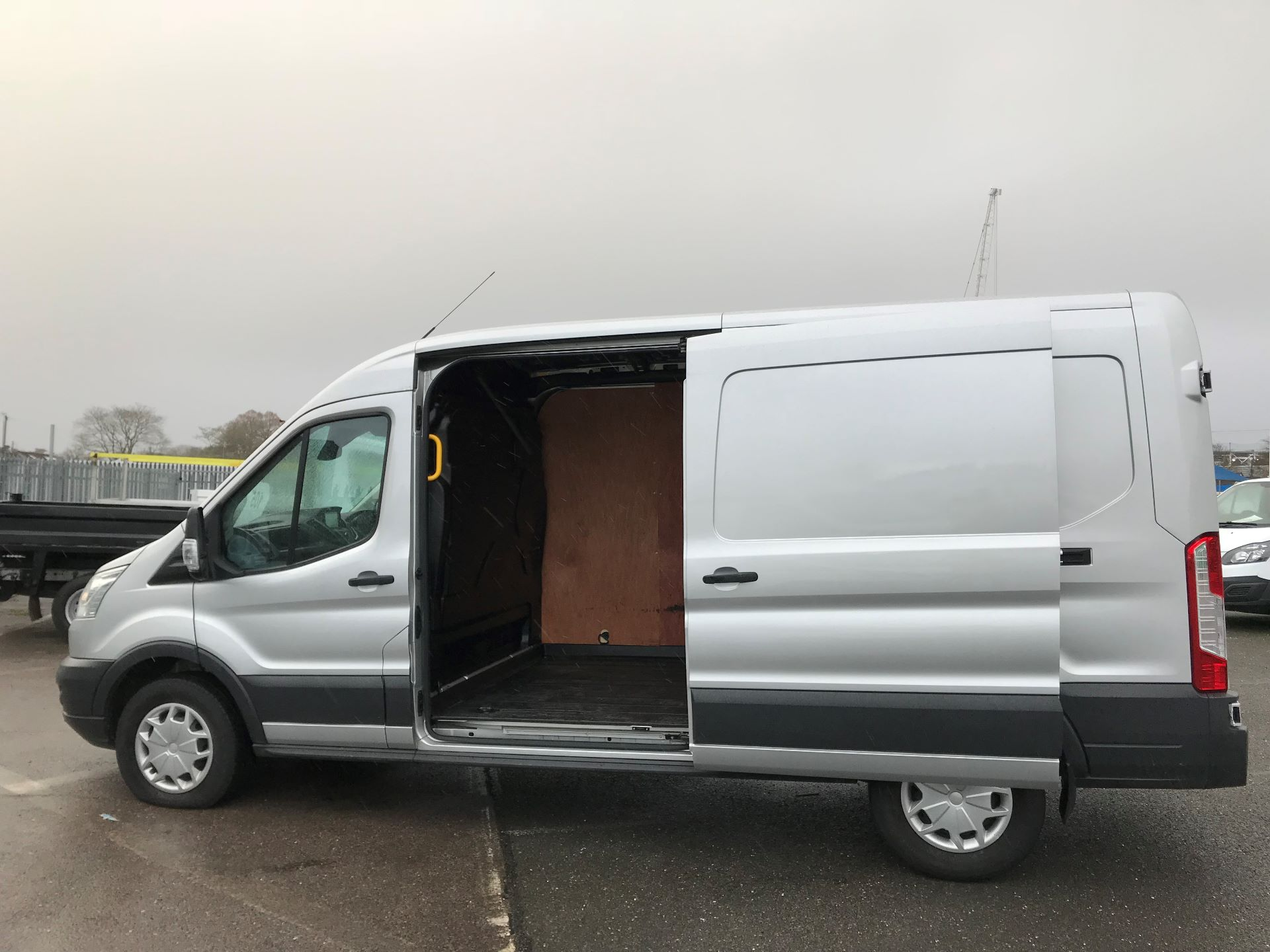 2018 Ford Transit  T350 L3 H2 130PS TREND EURO 6 (FN68ZNR) Image 11