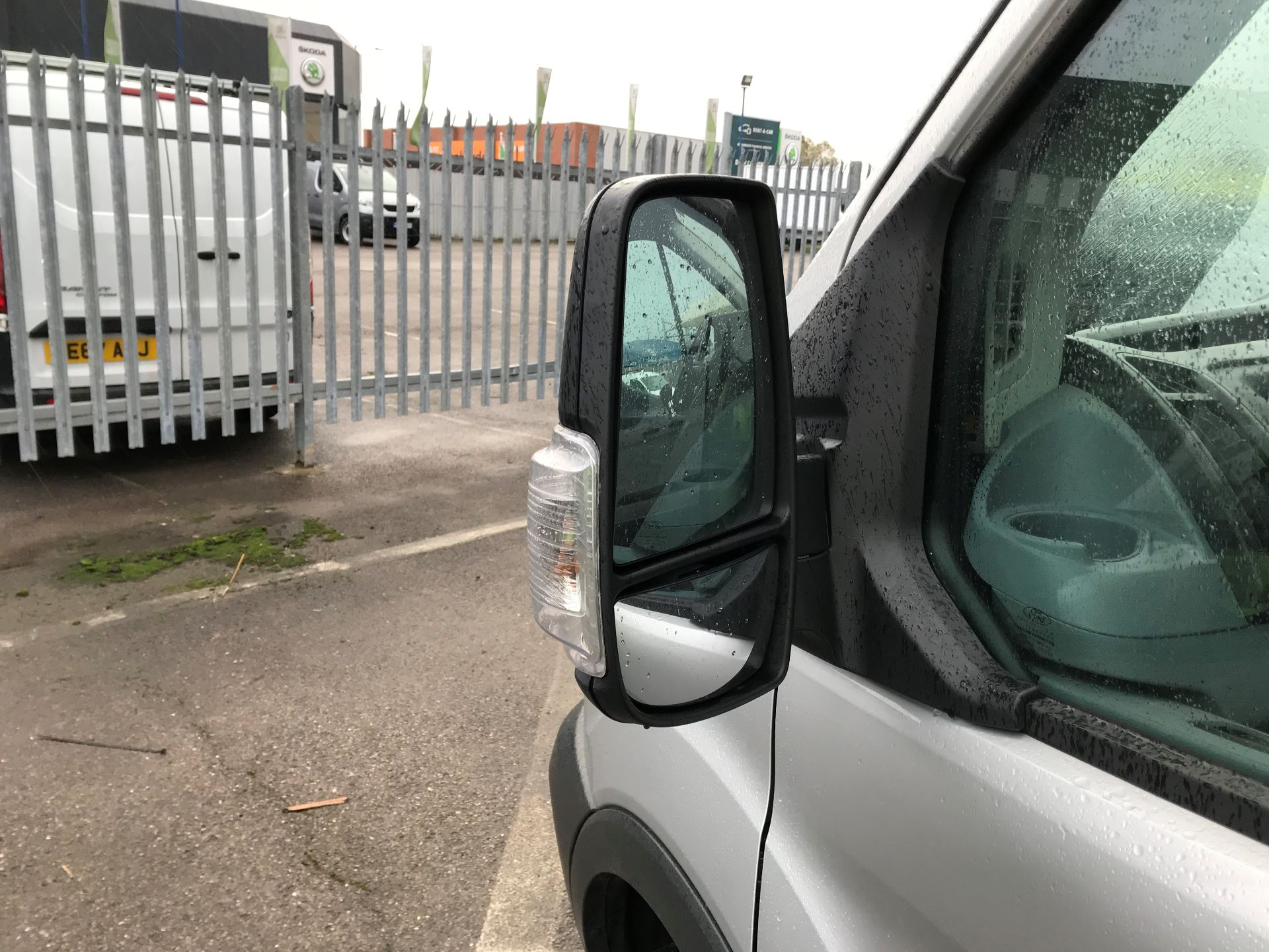 2018 Ford Transit  T350 L3 H2 130PS TREND EURO 6 (FN68ZNR) Image 13