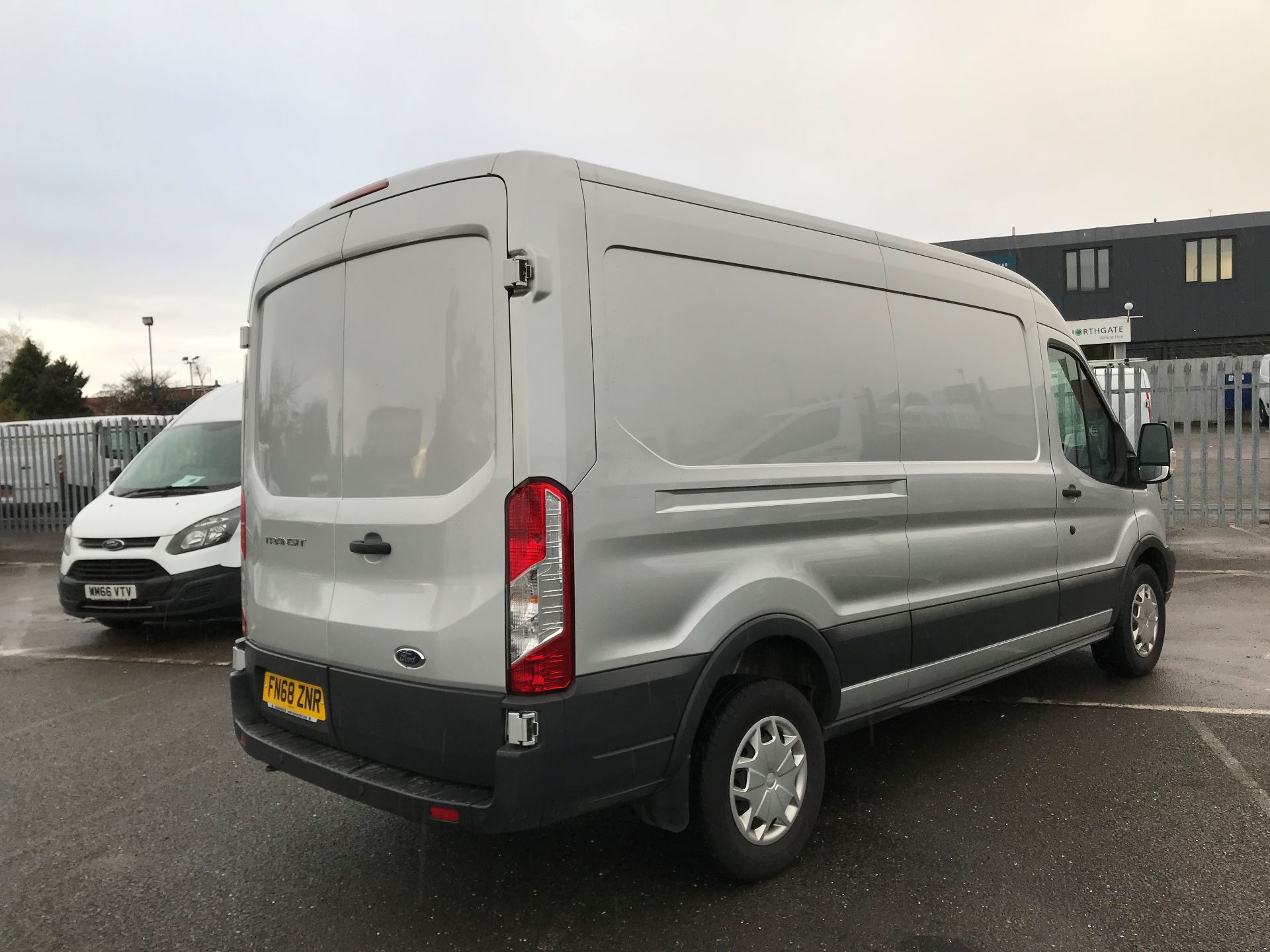 2018 Ford Transit  T350 L3 H2 130PS TREND EURO 6 (FN68ZNR) Image 4