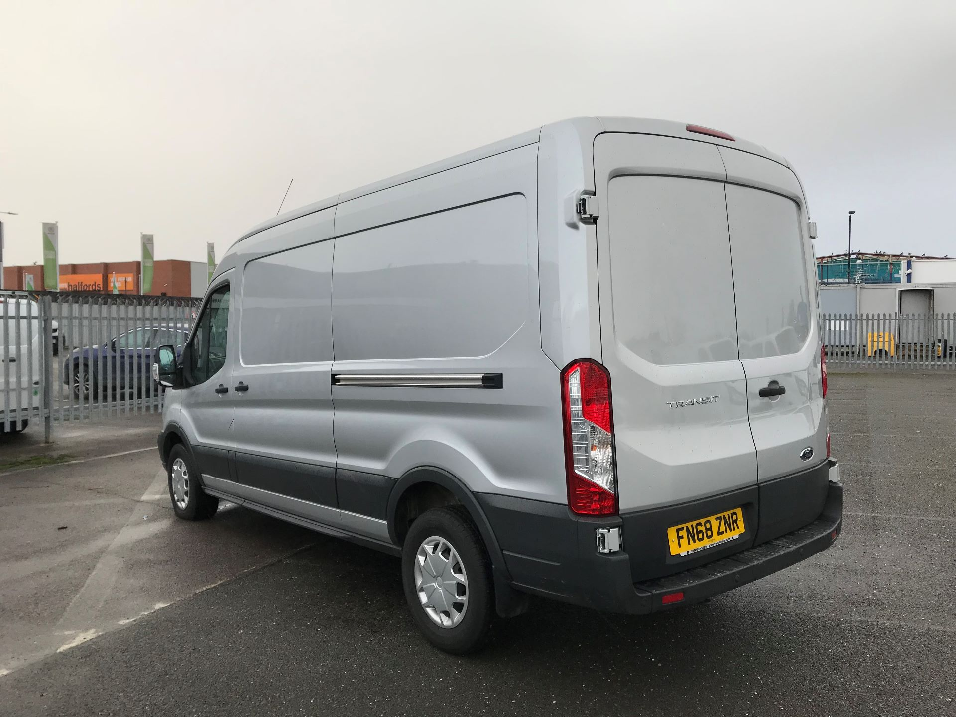 2018 Ford Transit  T350 L3 H2 130PS TREND EURO 6 (FN68ZNR) Image 5
