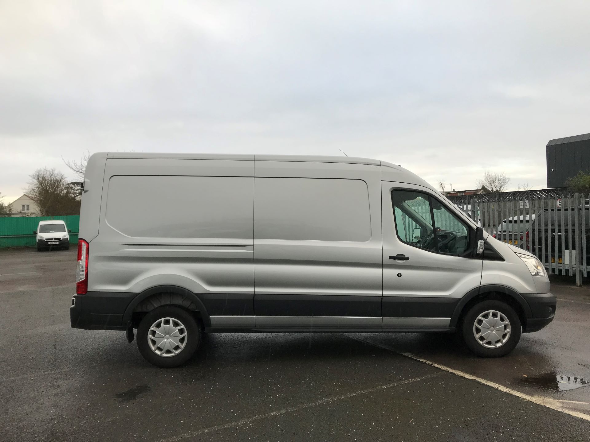 2018 Ford Transit  T350 L3 H2 130PS TREND EURO 6 (FN68ZNR) Image 9