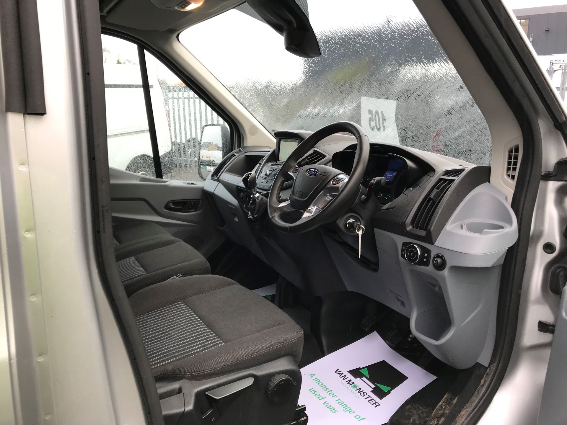 2018 Ford Transit  T350 L3 H2 130PS TREND EURO 6 (FN68ZNR) Image 21
