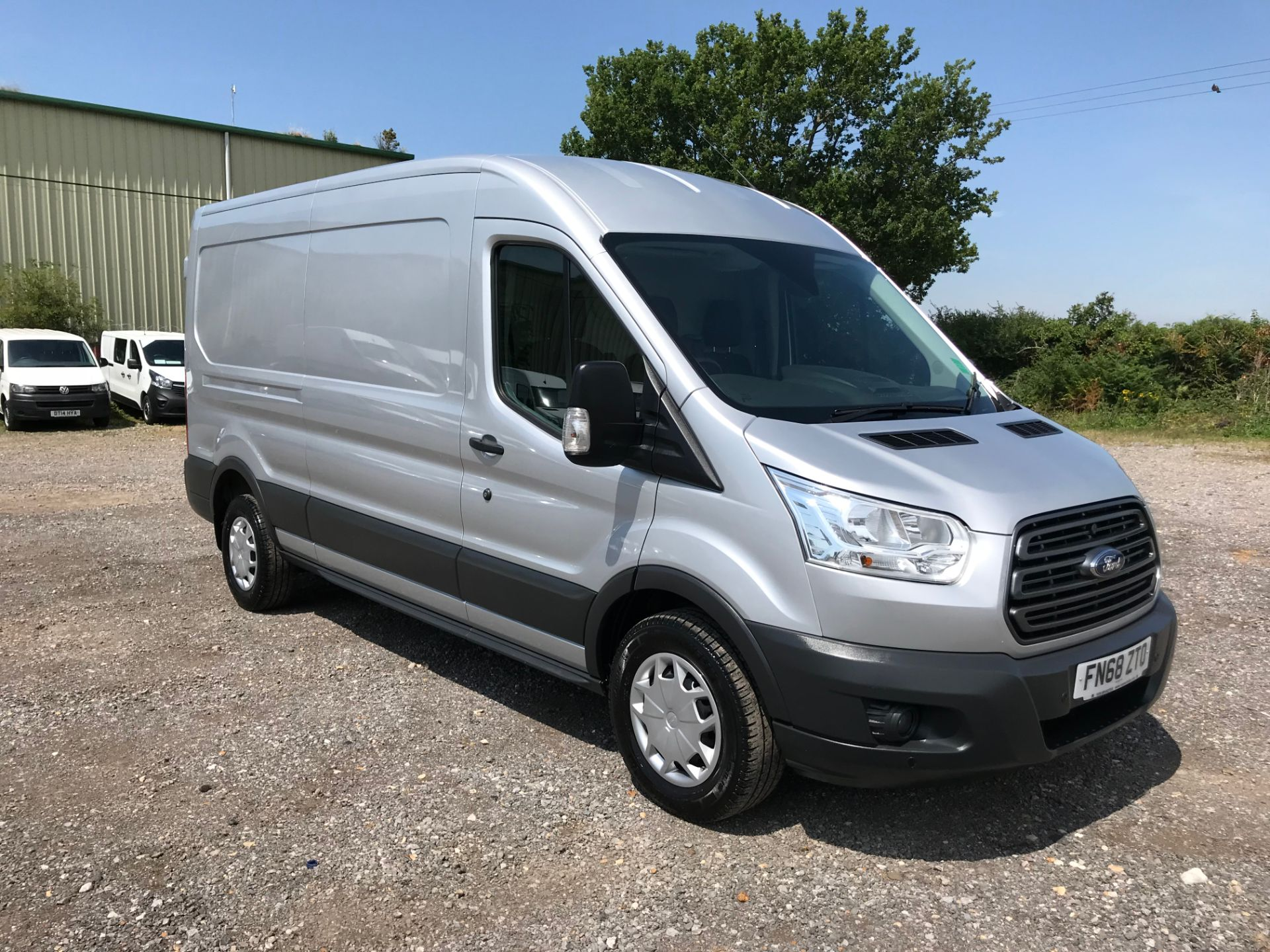 2018 Ford Transit 2.0 Tdci 130Ps L3 H2 Trend Van Euro 6 (FN68ZTO)