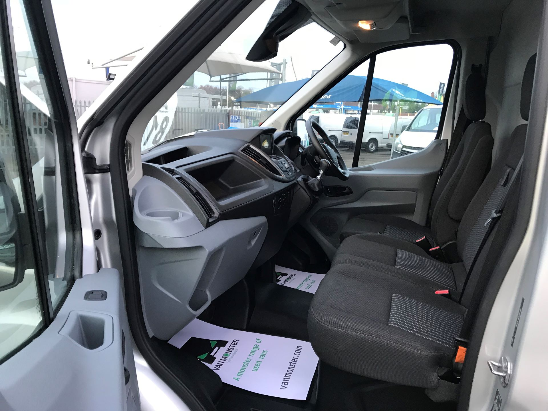 2018 Ford Transit   T350 L3 H2 130PS TREND EURO 6 (FN68ZTU) Image 19