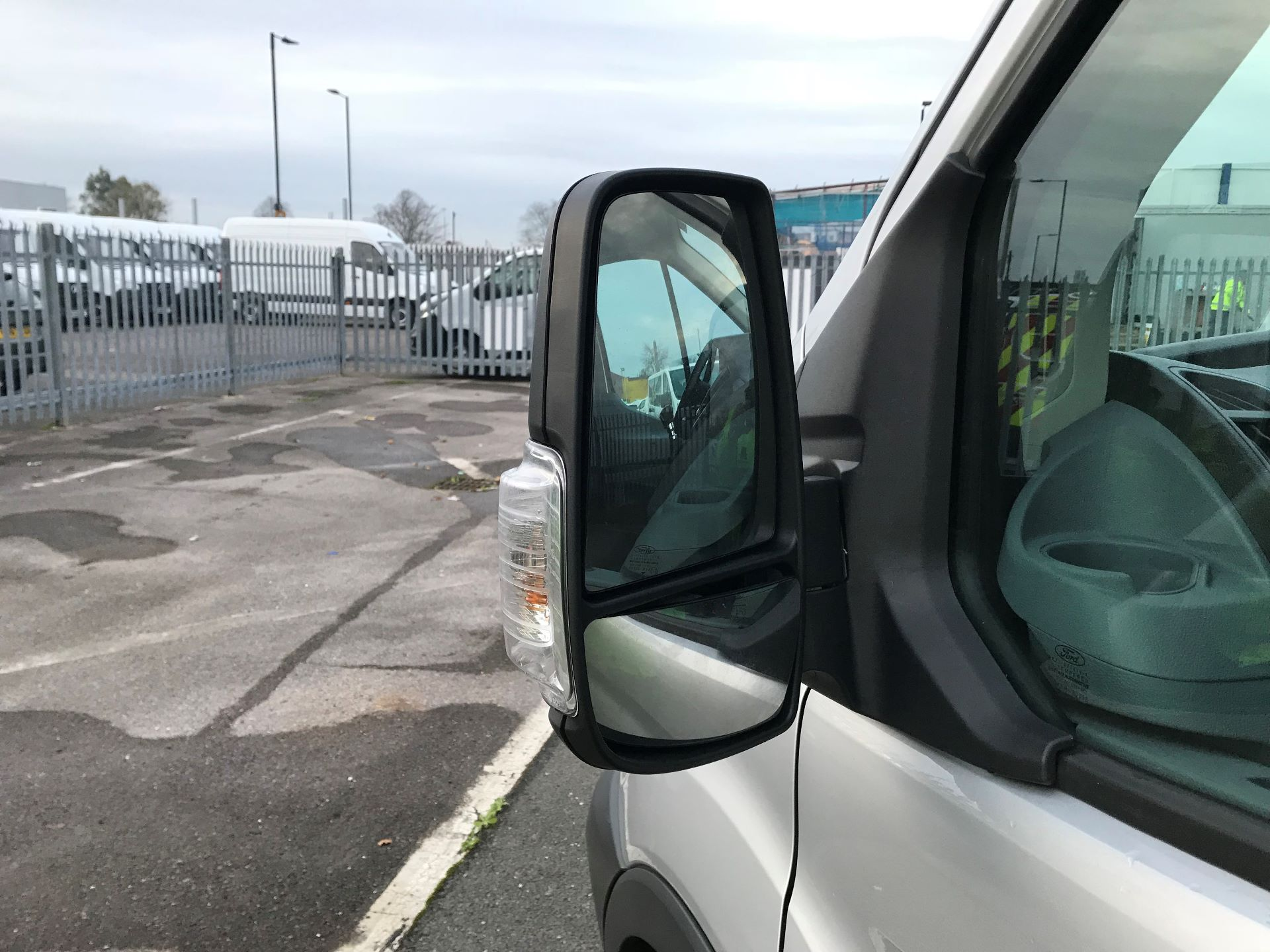 2018 Ford Transit   T350 L3 H2 130PS TREND EURO 6 (FN68ZTU) Image 12