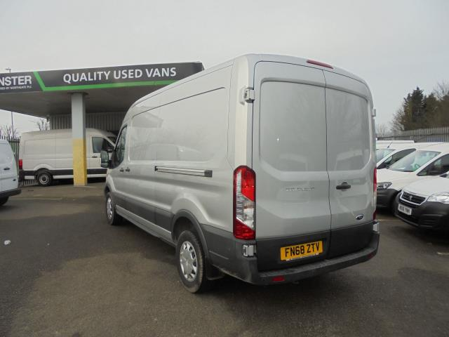 2018 Ford Transit L3 H2 VAN 130PS TREND EURO 6 (FN68ZTV) Image 12