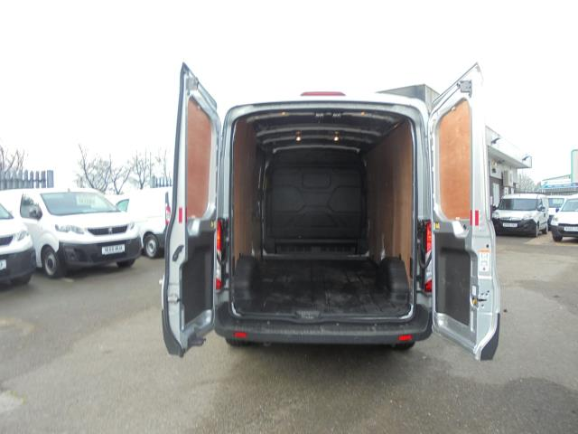 2018 Ford Transit L3 H2 VAN 130PS TREND EURO 6 (FN68ZTV) Image 11