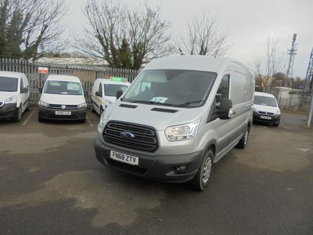 2018 Ford Transit L3 H2 VAN 130PS TREND EURO 6 (FN68ZTV) Image 35