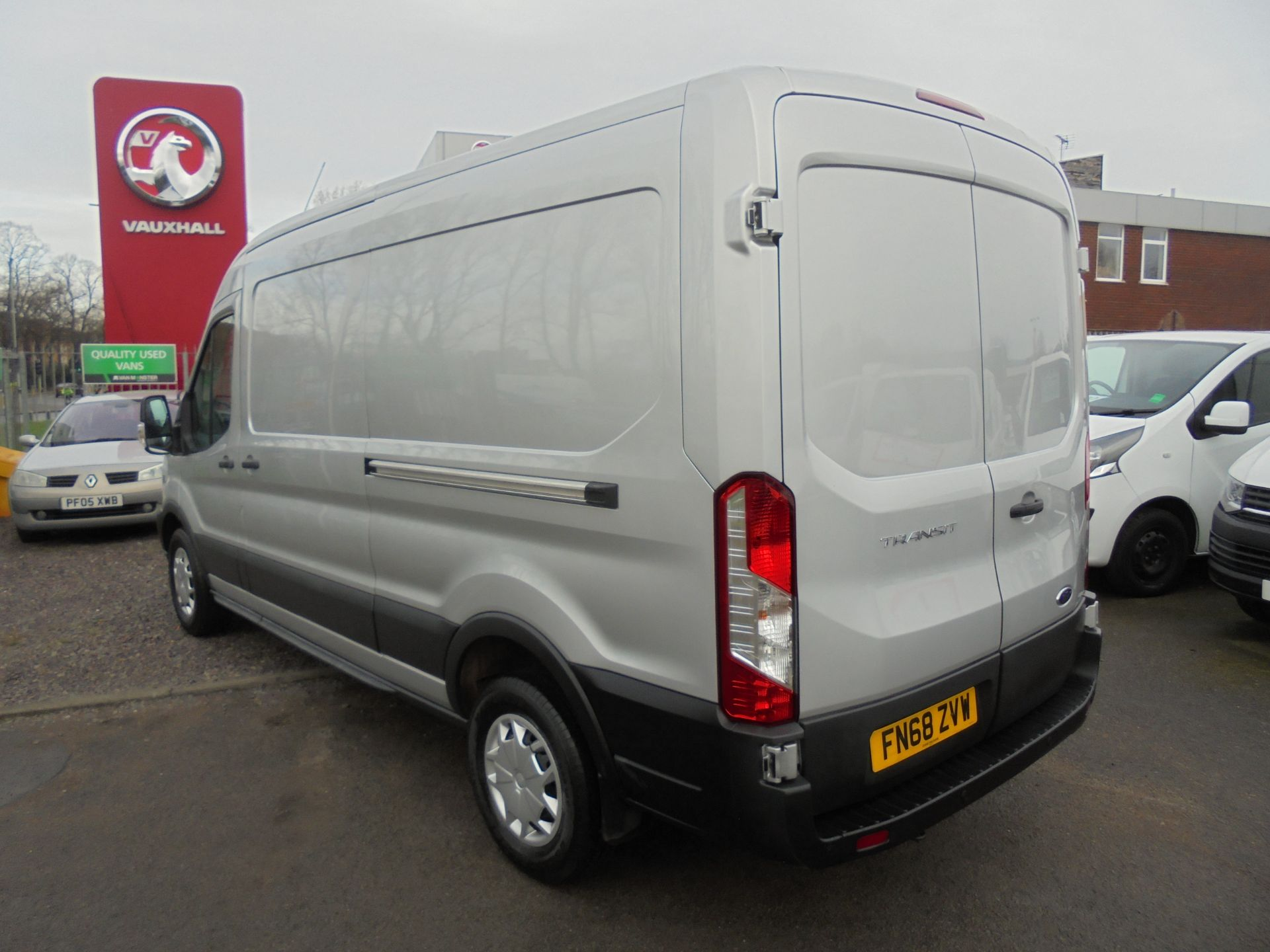 2018 Ford Transit 350 L3 2.0 TDCI 130PS H2 TREND EURO 6  (FN68ZVW) Image 6