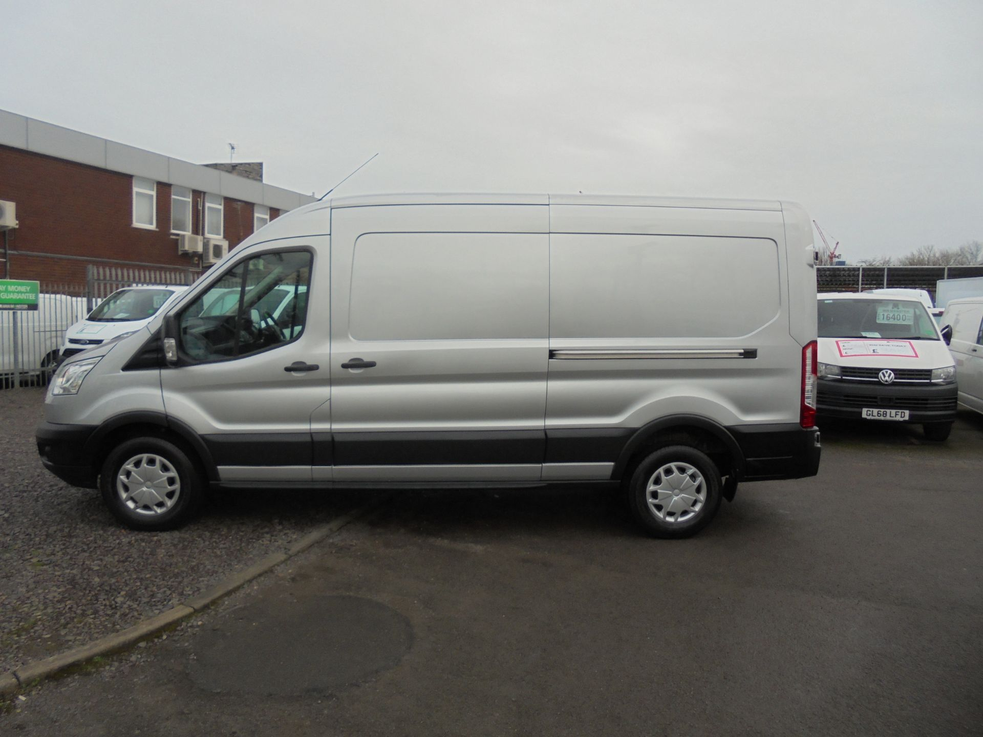 2018 Ford Transit 350 L3 2.0 TDCI 130PS H2 TREND EURO 6  (FN68ZVW) Image 7