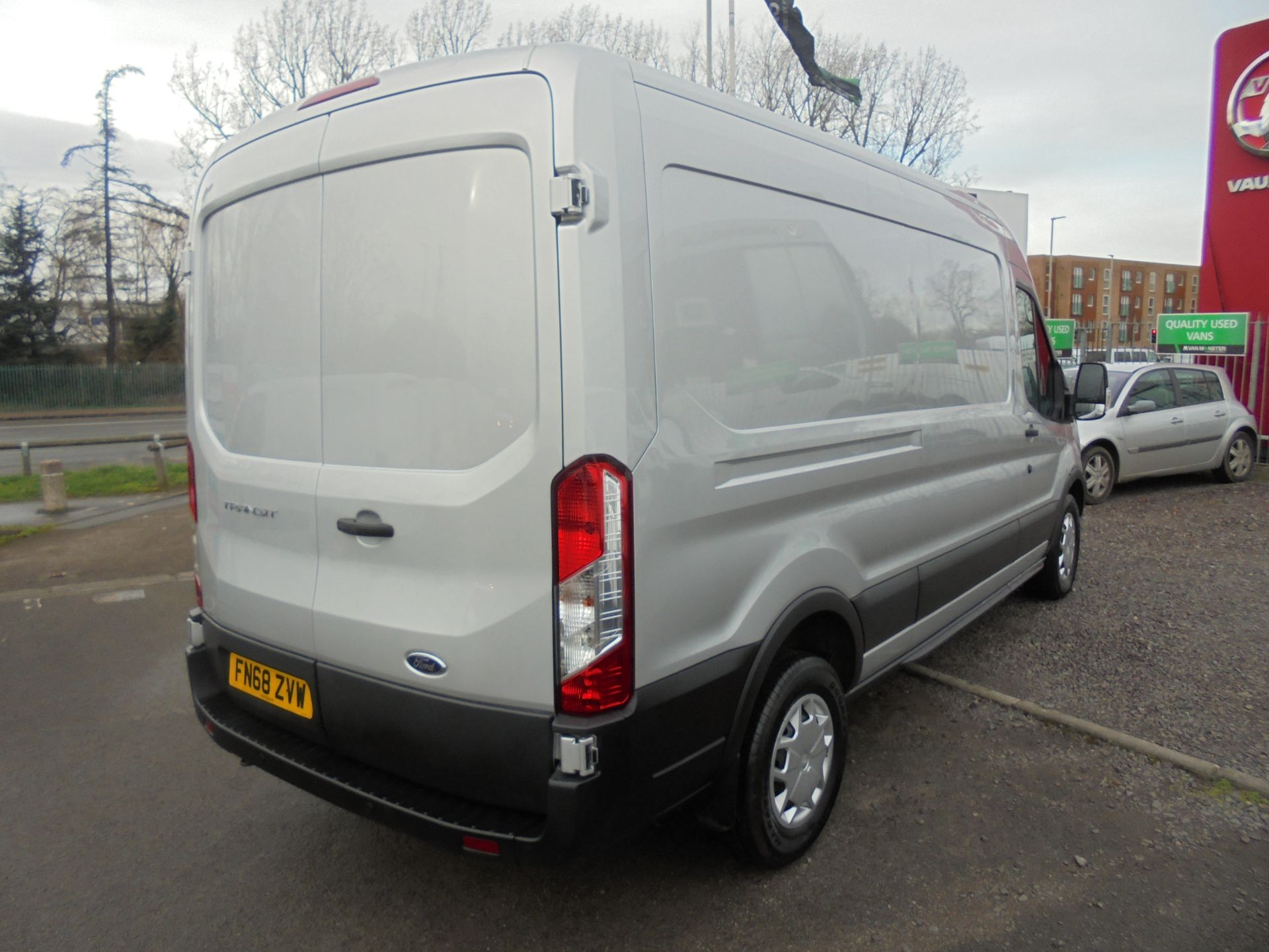 2018 Ford Transit 350 L3 2.0 TDCI 130PS H2 TREND EURO 6  (FN68ZVW) Image 3