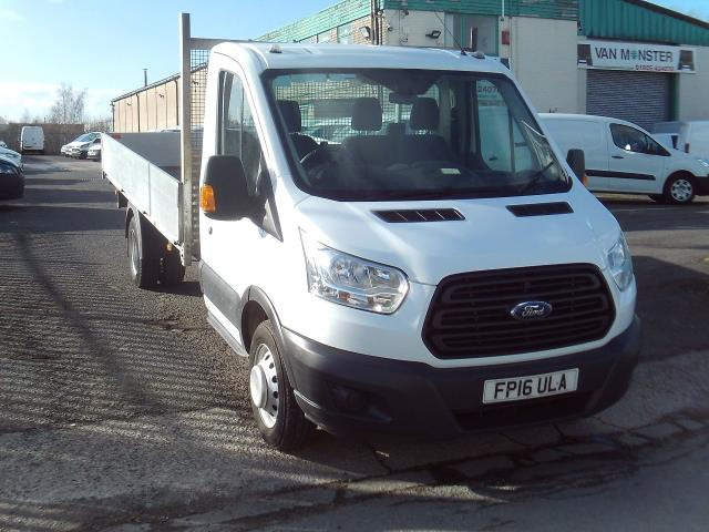2016 Ford Transit T350 13ft Dropside 125ps (FP16ULA)