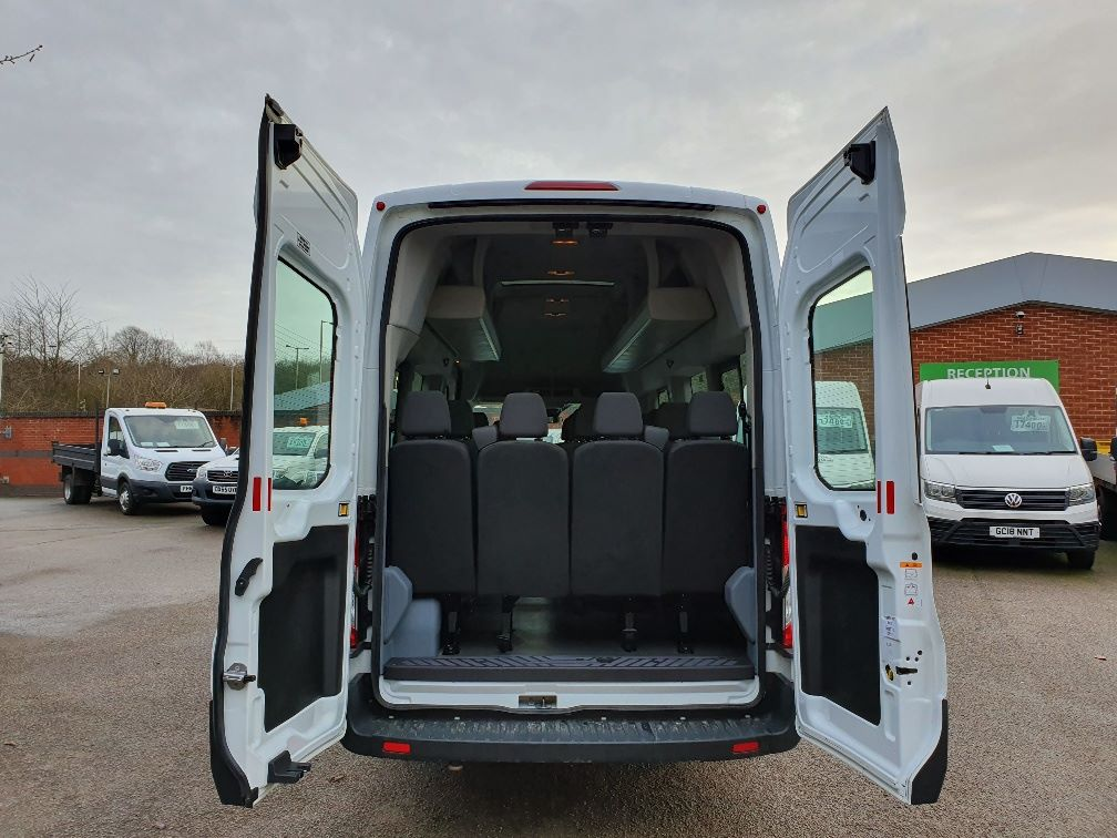 2016 Ford Transit T460 L4 H3 HIGH ROOF MINIBUS 125PS EURO 6 (FP16ULH) Image 12