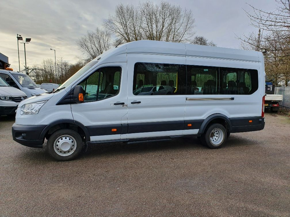 2016 Ford Transit T460 L4 H3 HIGH ROOF MINIBUS 125PS EURO 6 (FP16ULH) Image 14