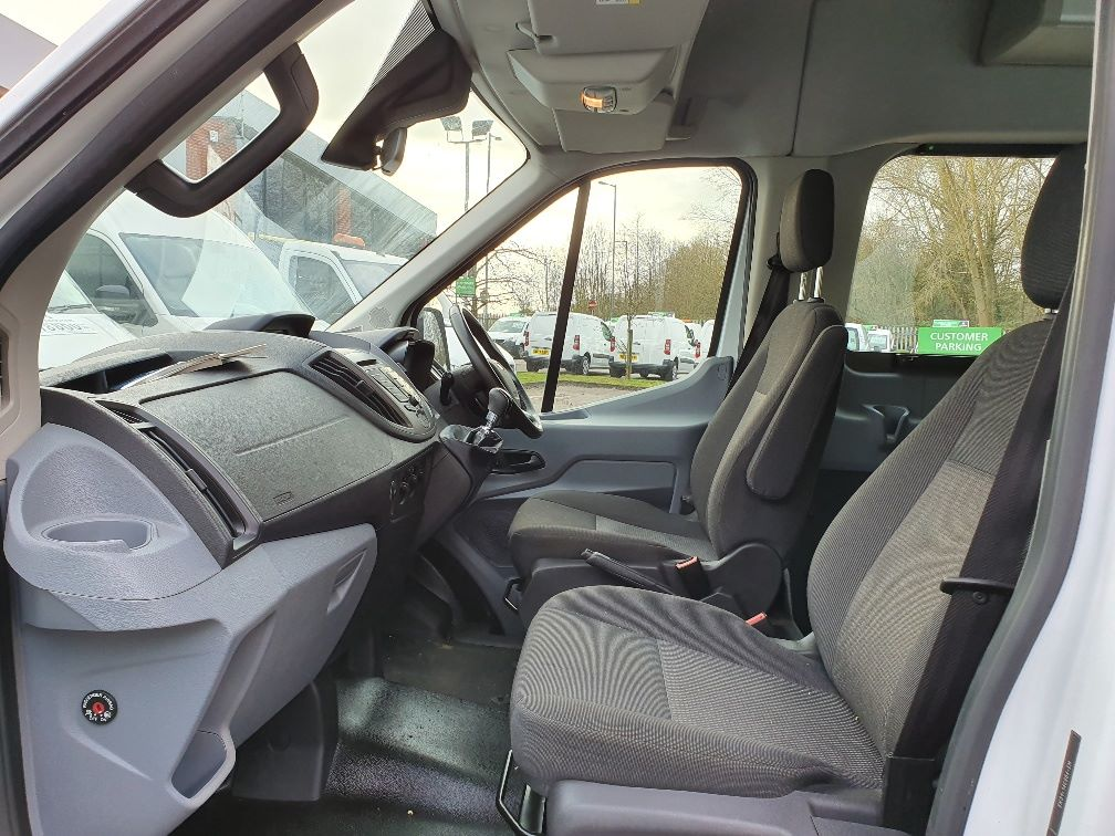 2016 Ford Transit T460 L4 H3 HIGH ROOF MINIBUS 125PS EURO 6 (FP16ULH) Image 17