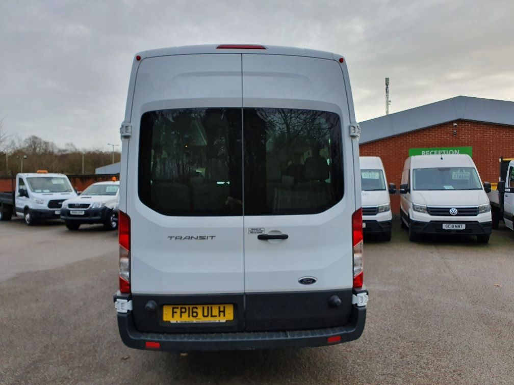 2016 Ford Transit T460 L4 H3 HIGH ROOF MINIBUS 125PS EURO 6 (FP16ULH) Image 11
