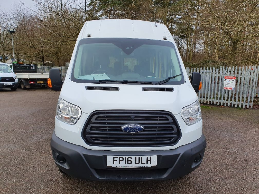 2016 Ford Transit T460 L4 H3 HIGH ROOF MINIBUS 125PS EURO 6 (FP16ULH) Image 2