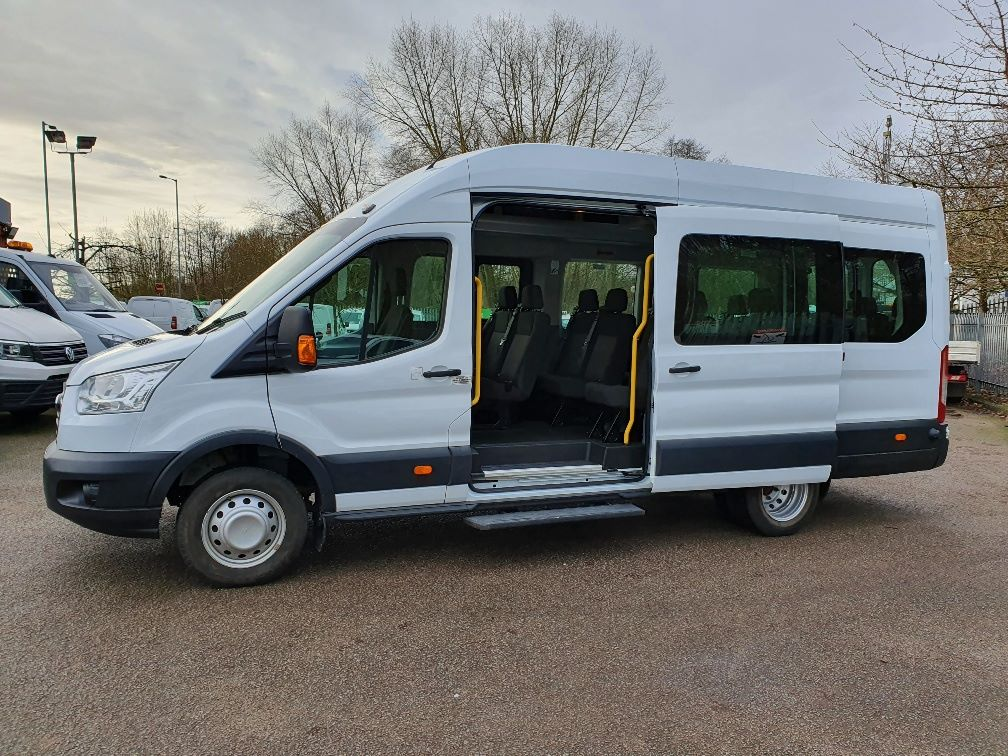 2016 Ford Transit T460 L4 H3 HIGH ROOF MINIBUS 125PS EURO 6 (FP16ULH) Image 15