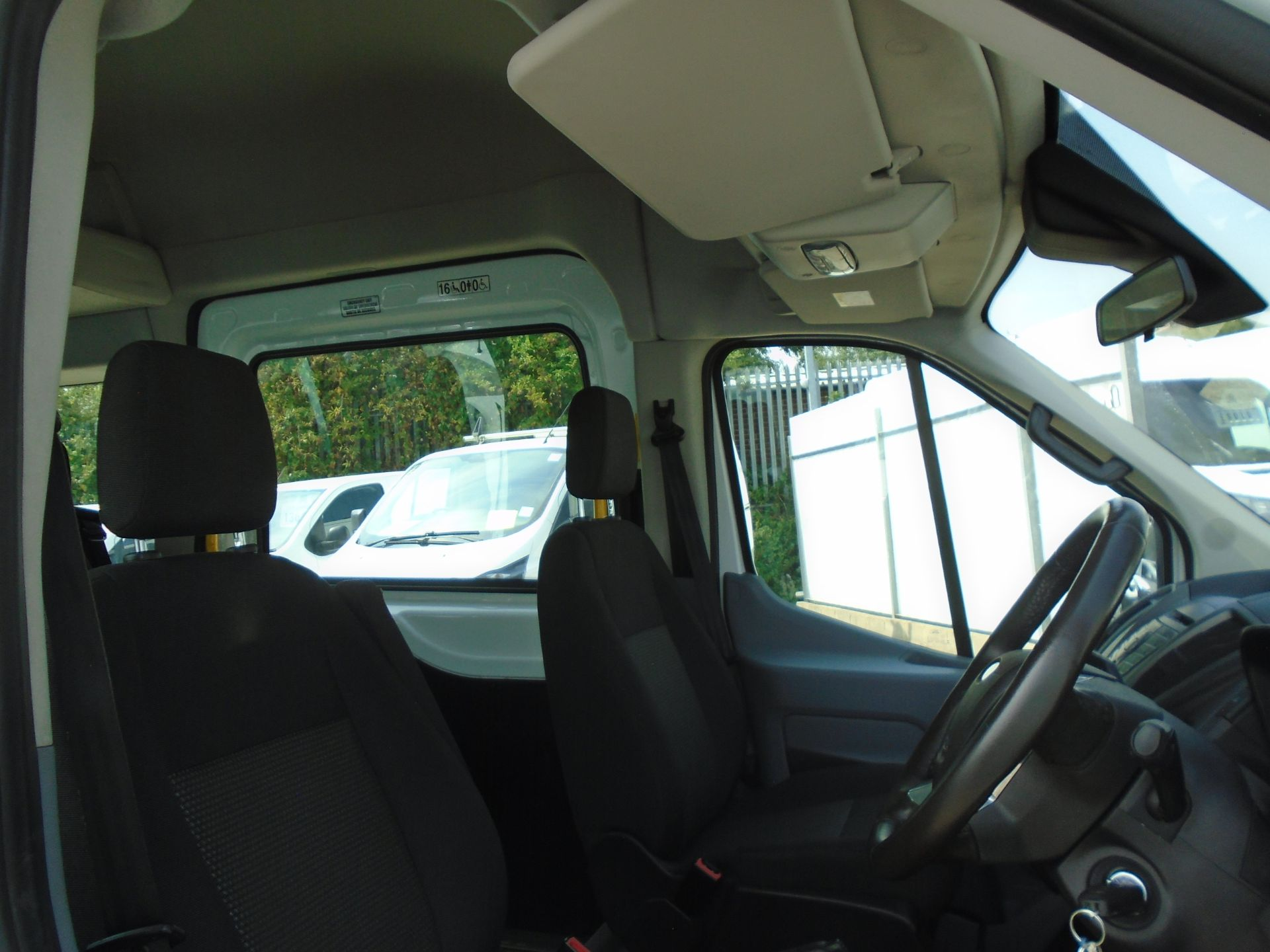 2016 Ford Transit 2.2 Tdci 125Ps H3 17 Seater (FP16UMV) Image 27