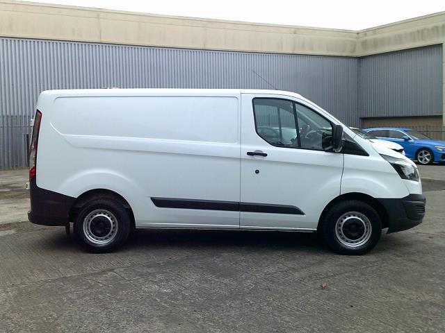 2017 Ford Transit Custom 2.0 Tdci 105Ps Low Roof Van (FP17UOO) Image 7