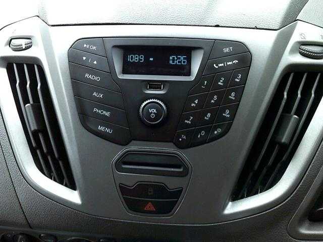 2017 Ford Transit Custom 2.0 Tdci 105Ps Low Roof Van (FP17UOO) Image 3