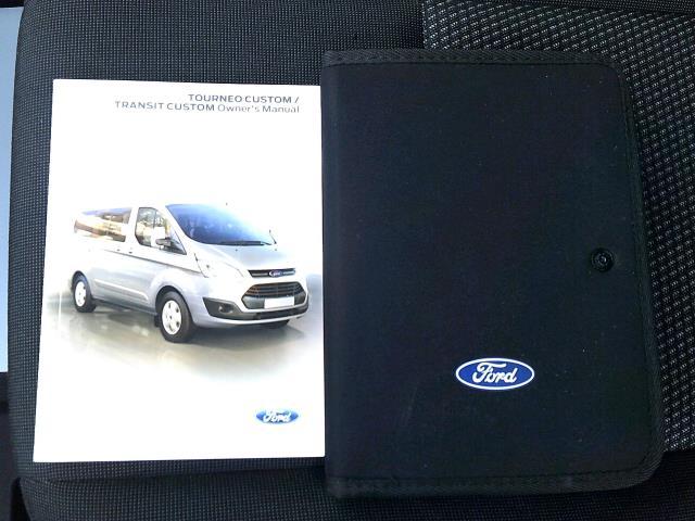 2017 Ford Transit Custom 2.0 Tdci 105Ps Low Roof Van (FP17UOO) Image 20