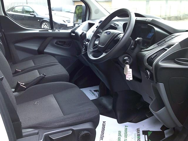 2017 Ford Transit Custom 2.0 Tdci 105Ps Low Roof Van (FP17UOO) Image 2