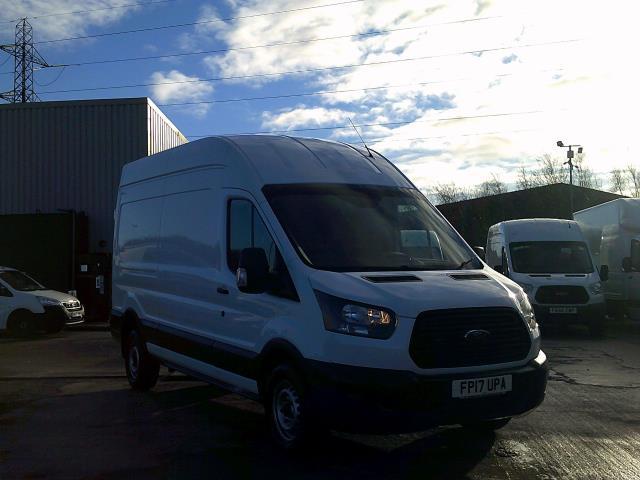 2017 Ford Transit 2.0 Tdci 130Ps H3 Van (FP17UPA)