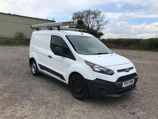 2017 Ford Transit Connect 1.5 Tdci 75Ps Van (FP17URN)