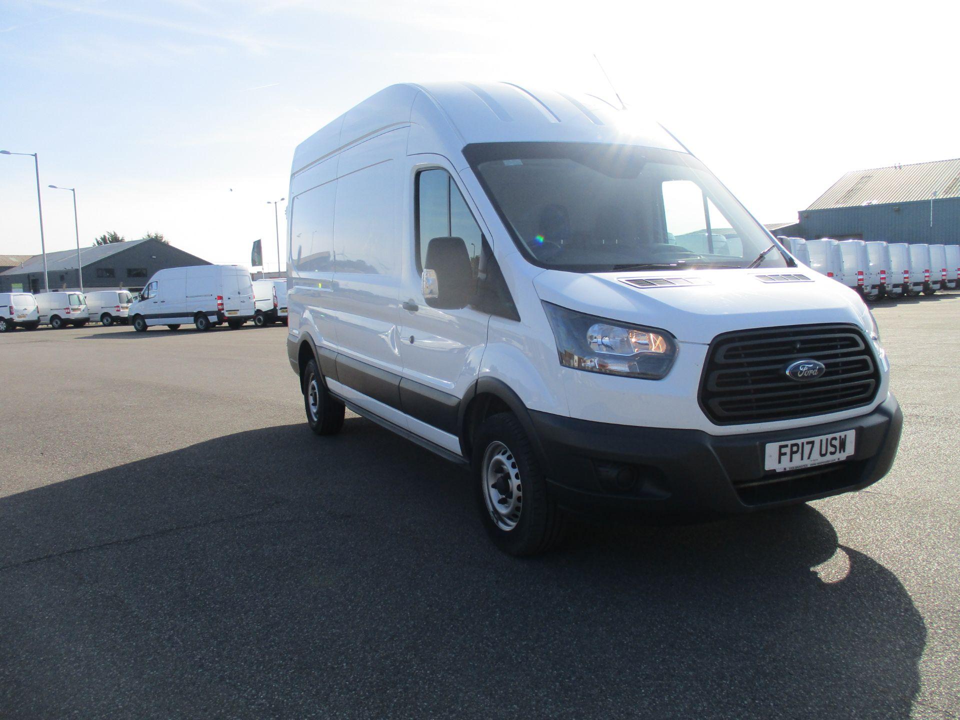 2017 Ford Transit L3 H3 VAN 130PS EURO 6 (FP17USW)
