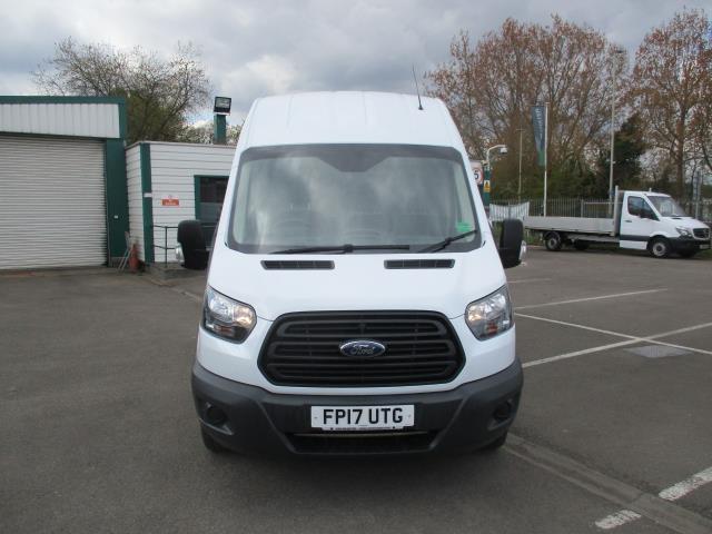 2017 Ford Transit 2.0 Tdci 130Ps H3 Van (FP17UTG) Image 2
