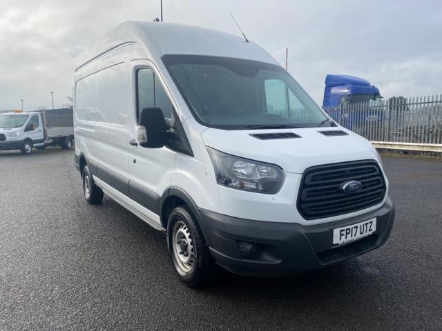 2017 Ford Transit 2.0 Tdci 130Ps H3 Van (FP17UTZ)