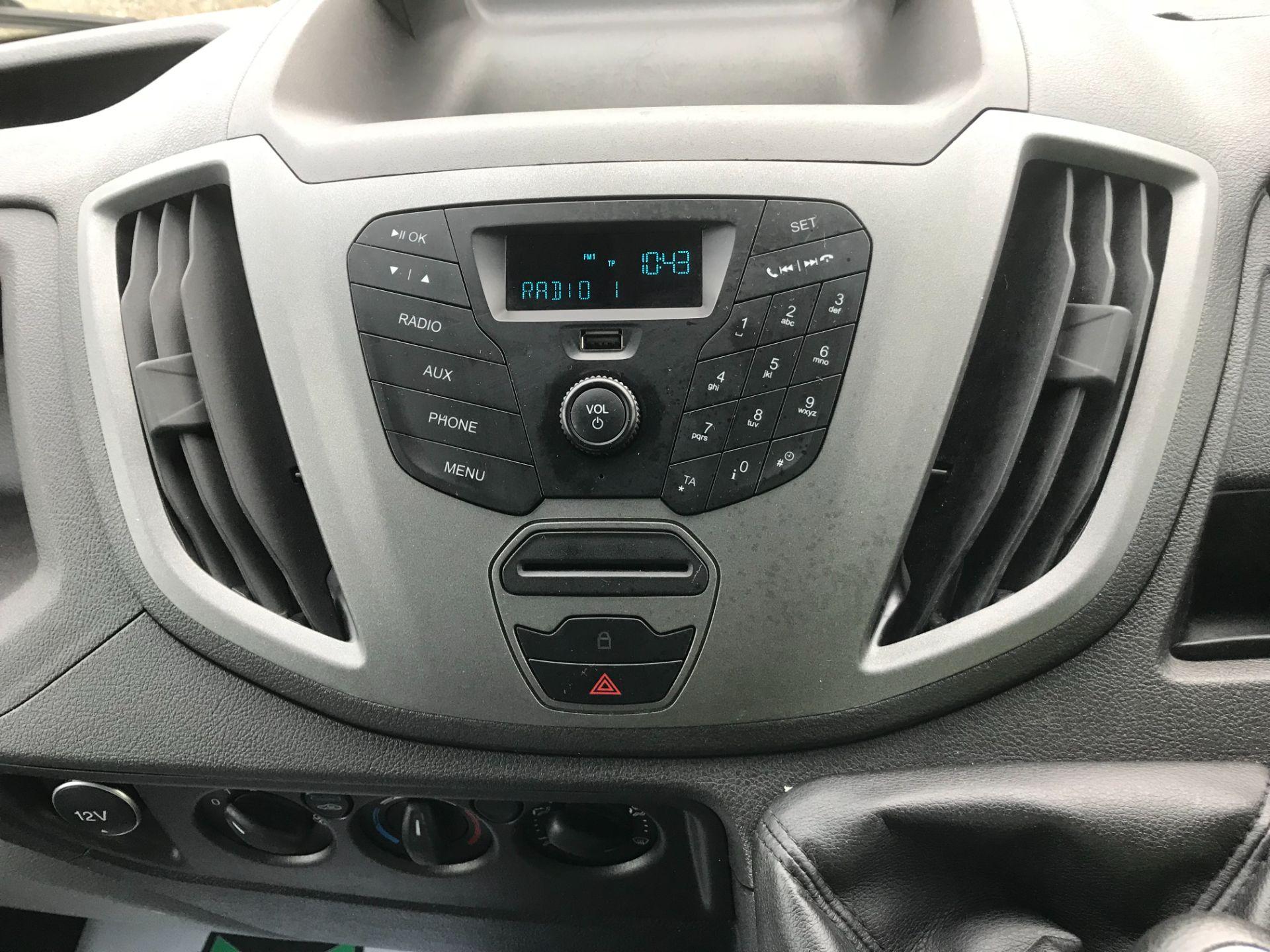 2017 Ford Transit 350  L3 H3 VAN 130PS EURO 6 (FP17UUE) Image 24