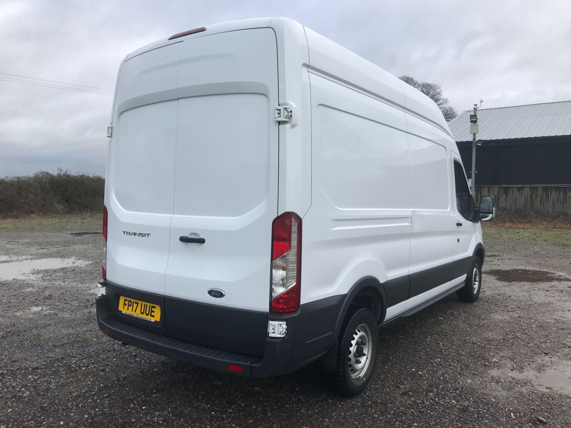 2017 Ford Transit 350  L3 H3 VAN 130PS EURO 6 (FP17UUE) Image 4
