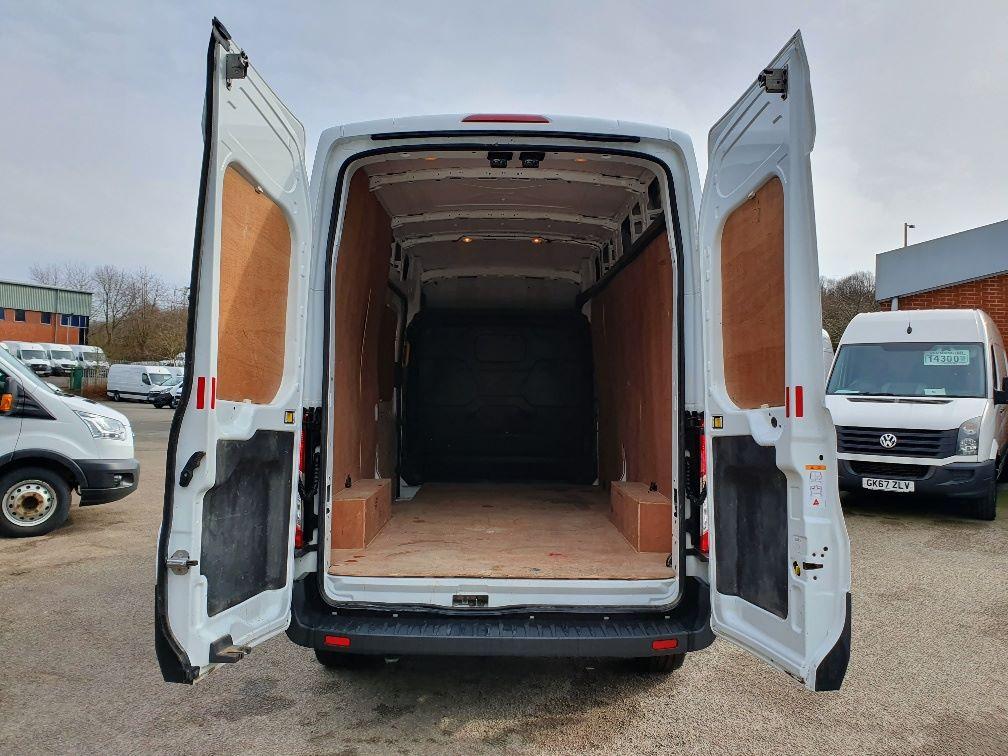2017 Ford Transit 2.0 Tdci 130Ps H3 Van (FP17UUJ) Image 11