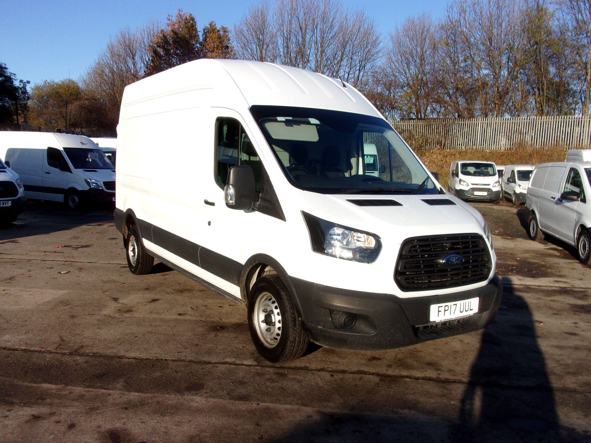 2017 Ford Transit 350 L3 H3 130PS VAN EURO 6 (FP17UUL)