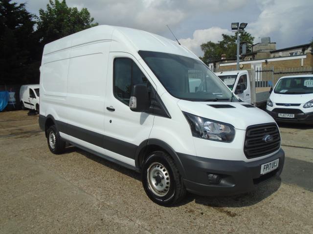 2017 Ford Transit 2.0 Tdci 130Ps H3 Van Euro 6 (FP17UVJ) Image 1