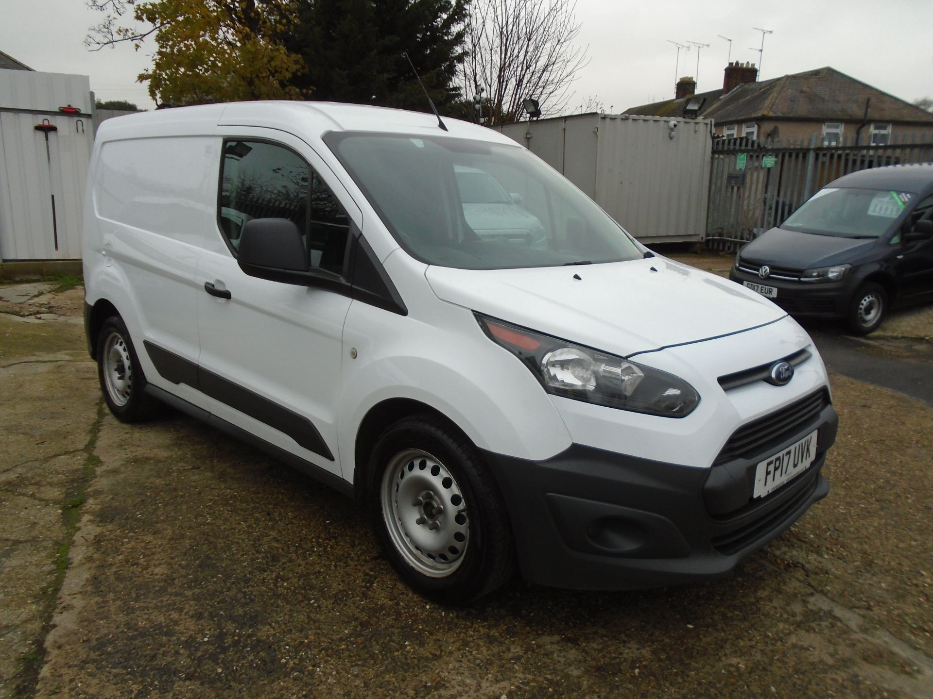 2017 Ford Transit Connect 1.5 Tdci 75Ps Van EURO 6 (FP17UVK)