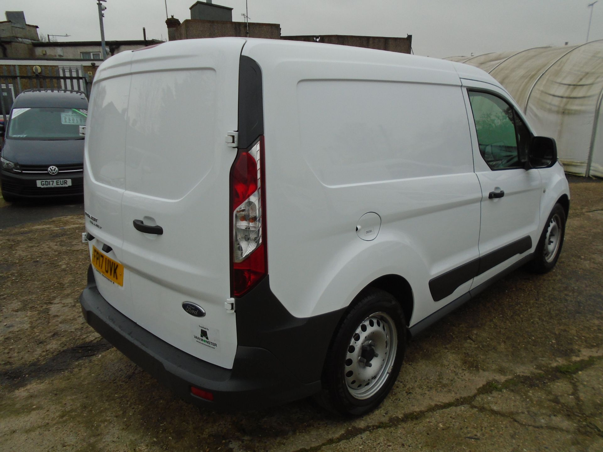 2017 Ford Transit Connect 1.5 Tdci 75Ps Van EURO 6 (FP17UVK) Image 6