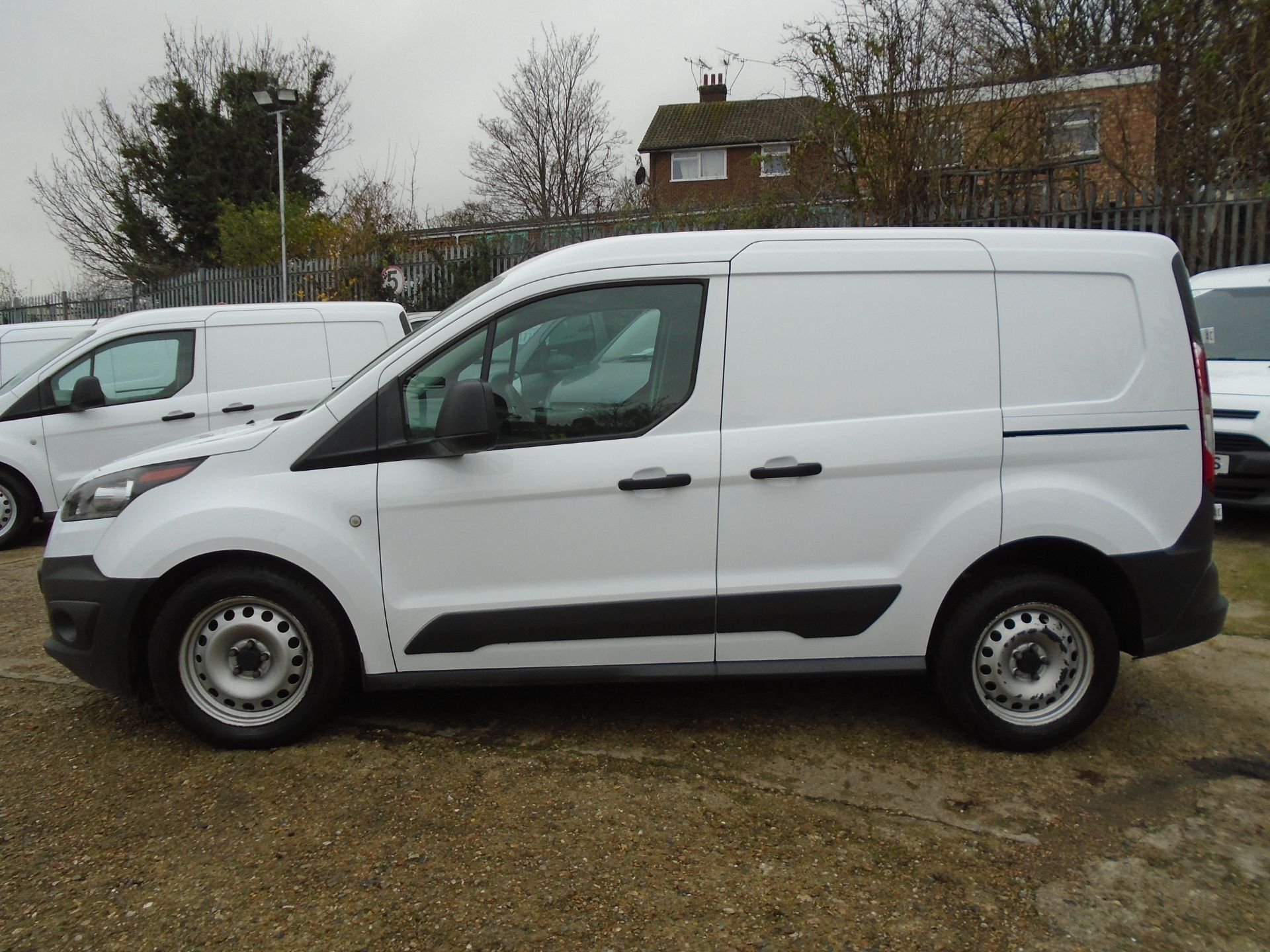 2017 Ford Transit Connect 1.5 Tdci 75Ps Van EURO 6 (FP17UVK) Image 7