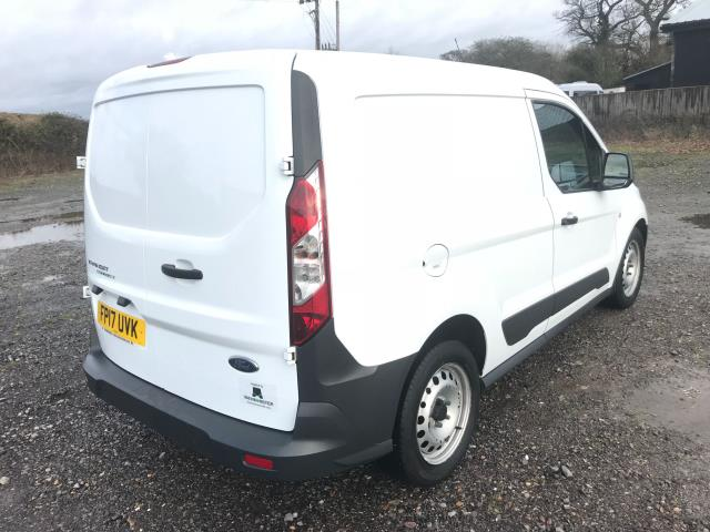 2017 Ford Transit Connect 1.5 Tdci 75Ps Van EURO 6 (FP17UVK) Image 4