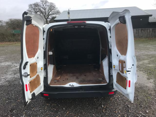 2017 Ford Transit Connect 1.5 Tdci 75Ps Van EURO 6 (FP17UVK) Image 11