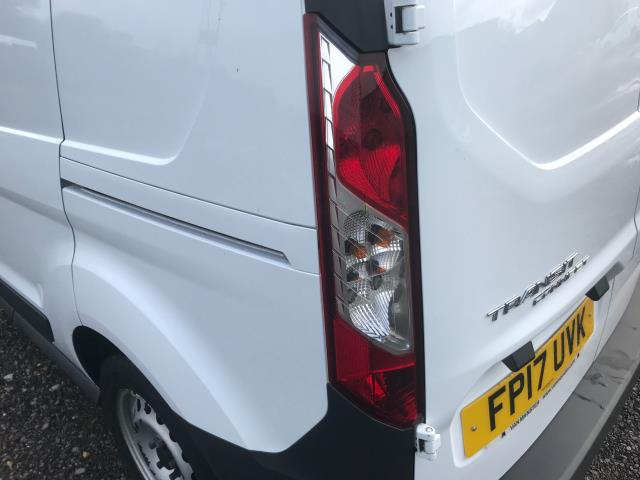 2017 Ford Transit Connect 1.5 Tdci 75Ps Van EURO 6 (FP17UVK) Image 16