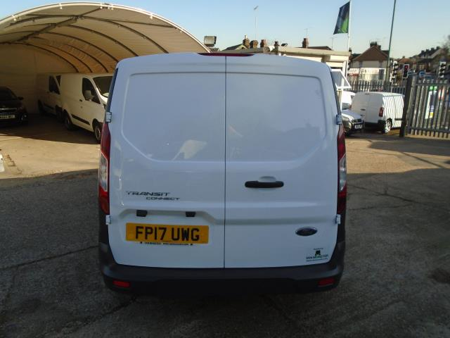 2017 Ford Transit Connect 1.5 Tdci 75Ps Van (FP17UWG) Image 5