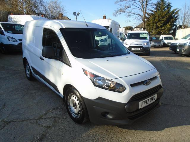 2017 Ford Transit Connect 1.5 Tdci 75Ps Van (FP17UWG)